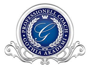 Diplomerad Professionell Coach Gothia Akademi (sigill)